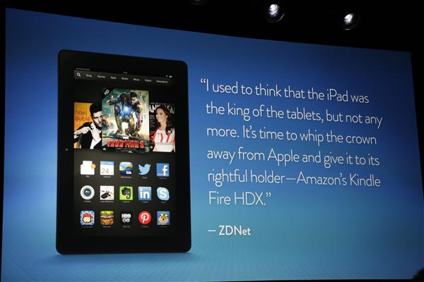 Screenshot from Amazon launch using my quote